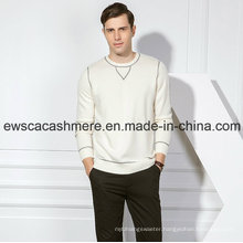 Women′s Top Grade Pure Cashmere Sweater with Patterns