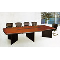 Luxury boardroom conference table specifications office executive meeting table 09