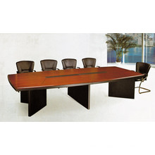 Luxury boardroom conference table specifications office executive meeting table 03
