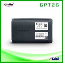 Real Time Magnetic GPS Tracker for Vehicle