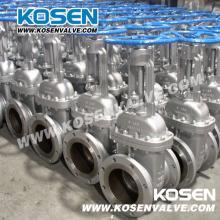 Vanne en acier API Cast (150lb ~ 2500LB)