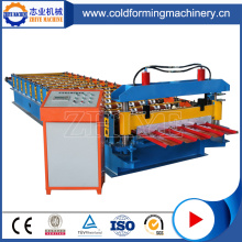 CE Standard PPGI Profile Roof Forming Machine