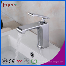 Fyeer 2016 New Brass Tap Mixer Bathroom Waterfall Basin Faucet