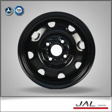 13 inch black steel wheel for passenger car