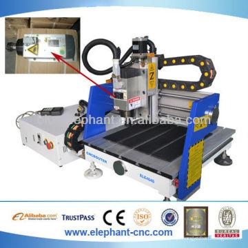 Boa qualidade ELE-4040 pequena máquina de propaganda cnc