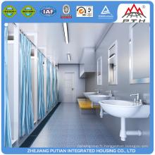 2016 Facile à construire, à prix abordable, salle de bains, maison avec douche