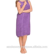 Robes en éponge