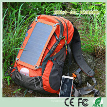 6.5W Sunpower Waterproof Nylon Solar Hiking Backpack (SB-180)