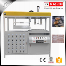 Máquina formadora de vácuo de sanduíche de plástico semi-automática