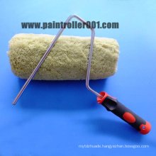 "7"" EU Stick Metal Paint Roller Frame Handle"