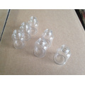 5ml Screwed Clear Mini Glass Vial with High Quality