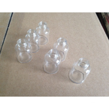 5 мл завинчивающейся ясно мини-стекла флакон с высоким качеством