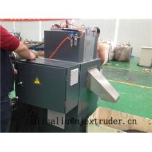Pelletiseur de visage à matrice de refroidissement par air pour les granulés de maillage PP
