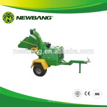 Diesel Mobile Wood Shredder