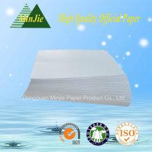 Best Quality Pure White Prix à bas prix A4 Copy Paper 80 GSM