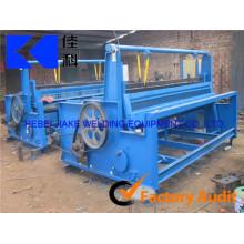 Machine semi-automatique de treillis métallique serti par treillis / machine à tisser de treillis métallique (fabricants)