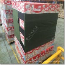 Les couvertures de filet d'enveloppes de palette pour des couvertures d'emballage de palette de Supermaket