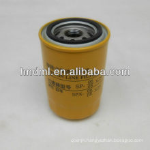 The replacement for LEEMIN oil filter element FAX(NX)-250X20,HYDRAULIC FILTER INSERT