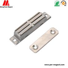 Catcher magnético permanente da porta do aço inoxidável para a venda