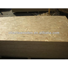 1220x2440x9-25mm cheap price for the OSB plate