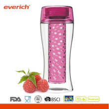 2016 Everich Fresh Fruit Infuser Eco-Friendly BPA Free Biberão Tritan