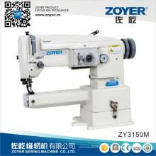 Cilindro cama uníssono alimenta a máquina de costura zig-zag grande gancho (ZY3150m)