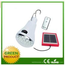 Precio barato lámpara solar 1W luz portátil LED luz solar
