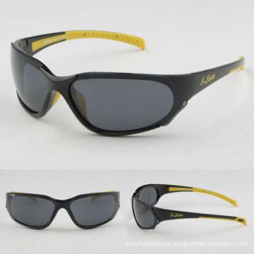 Nuevo diseño, las gafas de sol deportivas más populares para gafas de fútbol, gafas deportivas (5-BF614)