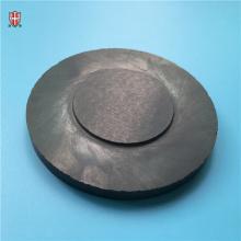 plateau à disque en céramique Si3N4 résistant à la corrosion