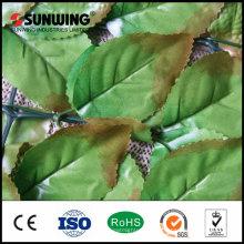 Комплимент топ продажа пейзаж искусственного искусственный листьев живых изгородей