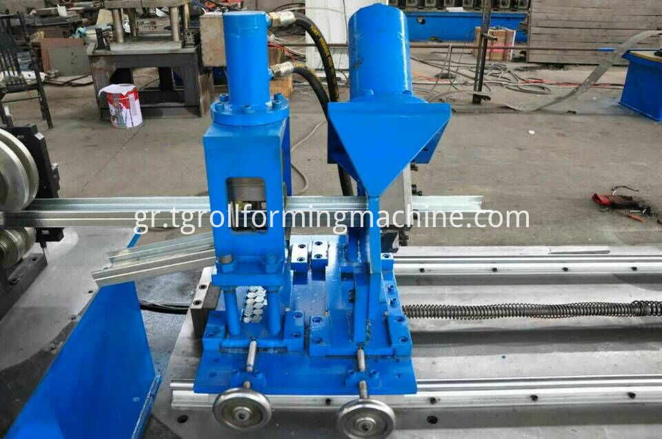 Steel Stud&Track Roll Forming Machine