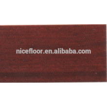 Sapele revestimento de madeira de várias camadas de engenharia