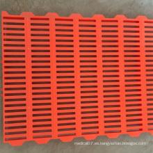 Pisos de plástico Pig Plastic Slats Pig Equipment