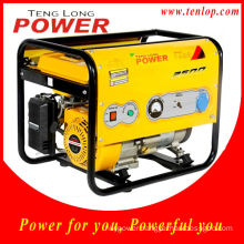 1KW Portable Gasoline Manual Petrol Generator