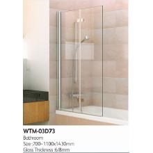 Dessus de douche sur la baignoire Wtm-03D73