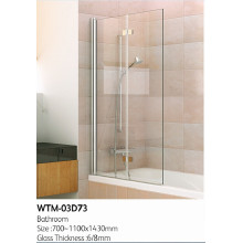 Top Shower Panel on Bath Tub Wtm-03D73
