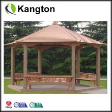 Mobília exterior e Eco-Amigável do jardim de WPC (mobília do jardim de WPC)