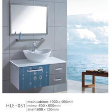 Hot Sell Mirrored Cabinet De acero inoxidable Tall Vanity Baño