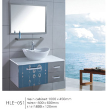 Hot Sell Mirrored Cabinet Stainless Steel Tall Bathroom Vanity