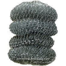 JML Wholesales Galvanized Wire Scourer Mesh With Good Quality