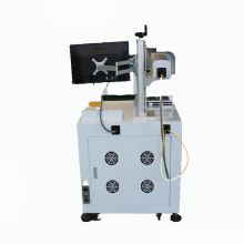 factory supply Portable 50W Auto Focus Batch Number Fiber Laser Labeling Machine