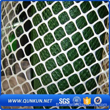Hexagonal Hole HDPE Plastic Wire Mesh For Constructe