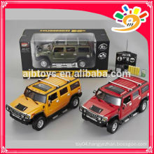 shantou chenghai toy MZ rc car 1:14 scale 4CH 2026 rc car Hummer H2 Model Electric rc electric cars for sale