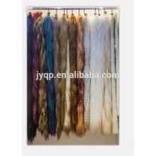 Wholesale 60*120cm Long Hair Goat Fur Plates