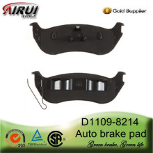 D1109-8214 Brake Pad for Ford Explorer