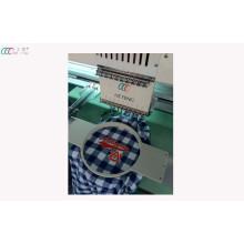 Chemise informatisée compacte / Machine à broder à une seule tête à la machine 9 aiguille