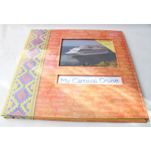 12 X 12 DIY Scrapbook Album Álbum de fotos da memória