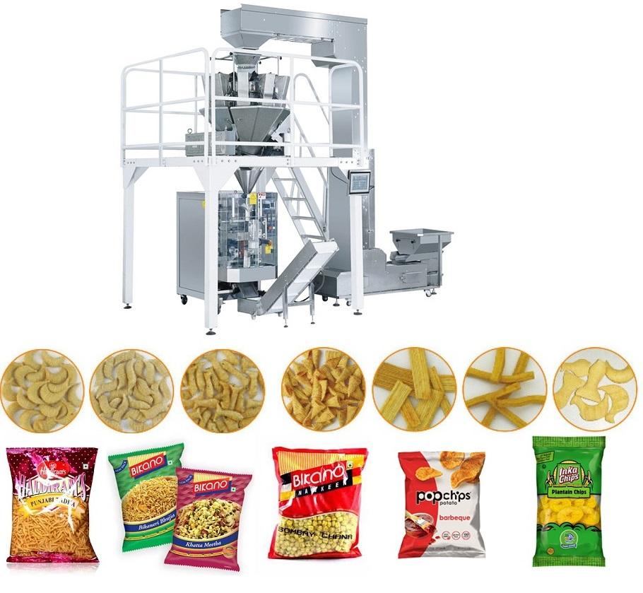 Pumpkin seeds Granule Packaging Machine -