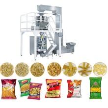 Machine d'emballage de granulés de graines de citrouille