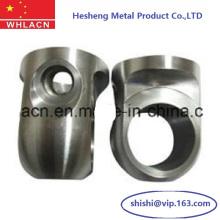 Piezas de mecanizado CNC de fundición de inversión (acero inoxidable)